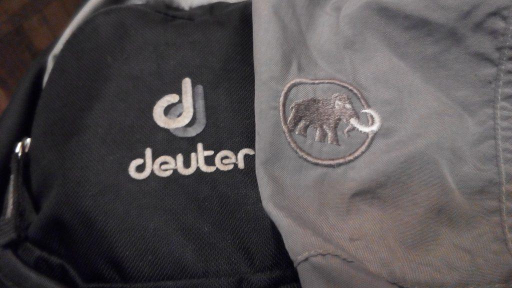 Nachhaltige Kleidung – mit Mammut und Deuter